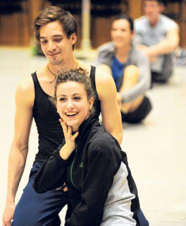 """Cottbus: """"tanz"""" nominiert Greta Dato"""