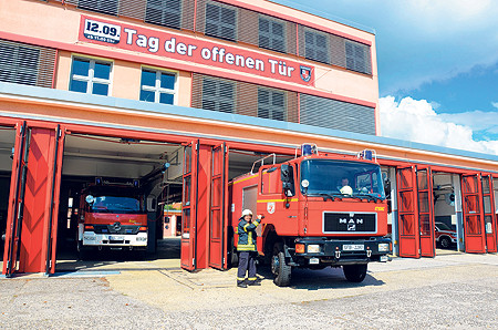 Briesker Feuerwehr lädt am 12.09. ein