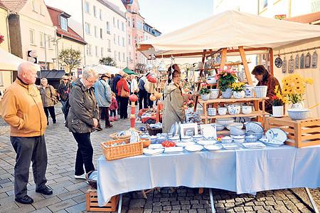 Töpfer sorgen für Mittelalterflair in Spremberg am 26.-27.09.