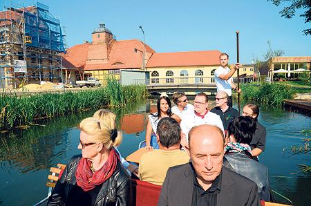 Leckeres aus der Fischerstadt Peitz vom 23.09.-15.11.2015