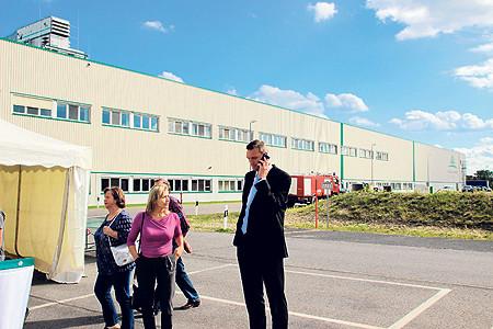 200 neue Arbeitsplätze entstehen in Spremberg