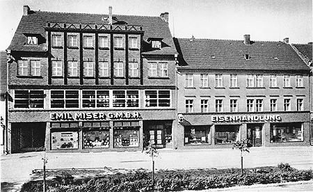 Spremberg: Wo Misers Else tüchtig verkaufte