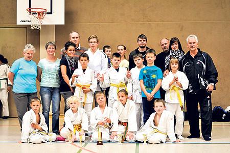 Medaillen für Spremberger Sakura
