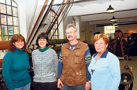 Forster Textilmuseum will weiter wachsen