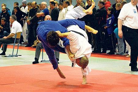 Spremberger Judo-Verein siegreich