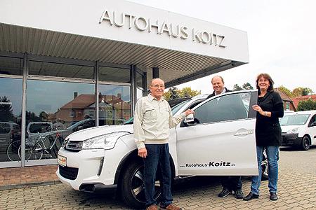Geht nicht, gibt's bei Autohaus Koitz nicht