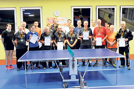 7. Sakura-Nachtpokal im Tischtennis