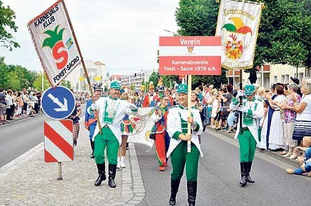 "Karnevalsverein ruft ""Forschte Helau!"" am 11.11."