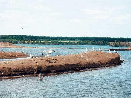 Lausitzer Seenland ist erst nach 2020 fertig geflutet