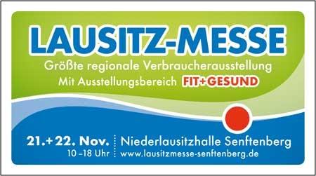 Lausitz-Messe vom 21.-22.11.: Seestadt wandelt sich zum Schaufenster