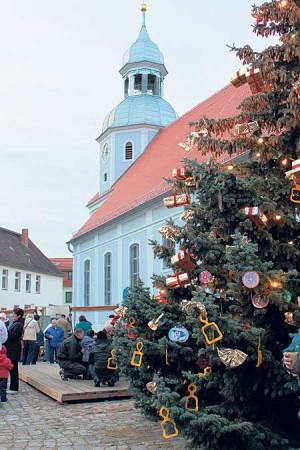 Der Nikolausmarkt ruft am 5.12. nach Drebkau