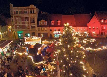 Senftenberger rocken Weihnachtsmarkt ab 5.12.