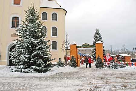 Vier Tage Weihnachtstrubel vom 10. bis 13.12. in Forst