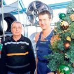 Adventsstimmung bei Cottbuser Unternehmern
