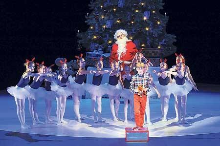 Unterm Weihnachtsbaum im Staatstheater Cottbus