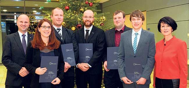 Stiftung Lausitzer Braunkohle fördert talentierte Studenten
