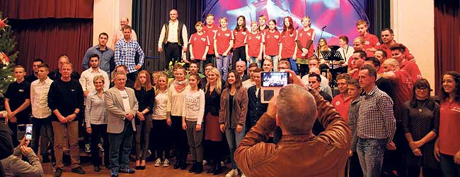 Spremberg ehrt Sportler & Künstler