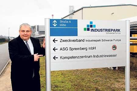 Spremberger Wirtschaftsförderer setzen auf Koks