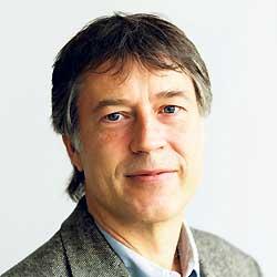 """Karsten Weber: """"Privat wie auf Arbeit geht es  darum, funktionieren zu müssen"""""""