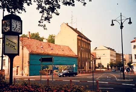 Guben: Einst der Mittelpunkt der Stadt