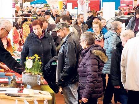 Das Senftenberger Messe-Wochenende begeisterte
