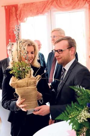 Geschäftsführerin der Lausitz Klinik Forst verabschiedet sich