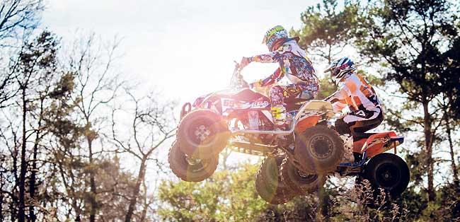 Motorsport in Hänchen zum Ostermontag
