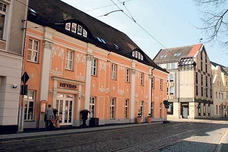Cottbus: Immer um die Oberkirche herum…