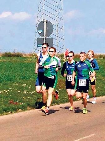 Cottbuser Triathleten kämpften in Halle