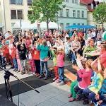 Vetschau tanzt in den Frühling am 24.4.