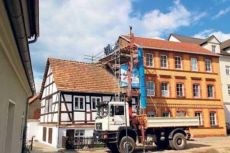 Spremberg: Sonntagsches Haus ist 2019 vollendet