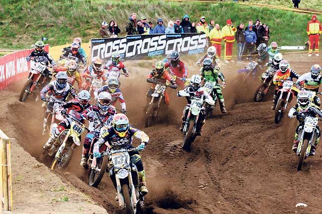 Motocross - Auftakt in Fürstlich Drehna