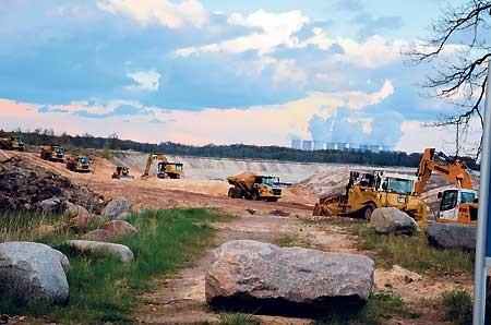 Cottbuser Ostsee als Hoffnung für eine ganze Gemeinde