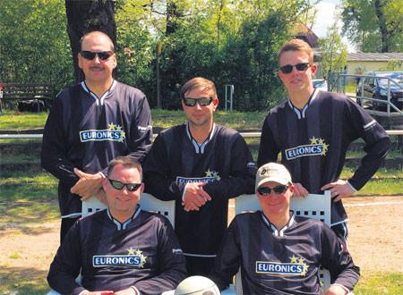 Faustball: Freienhufen bei