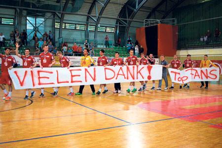 Handball: Erfolgreicher Saisonabschluß beim LHC