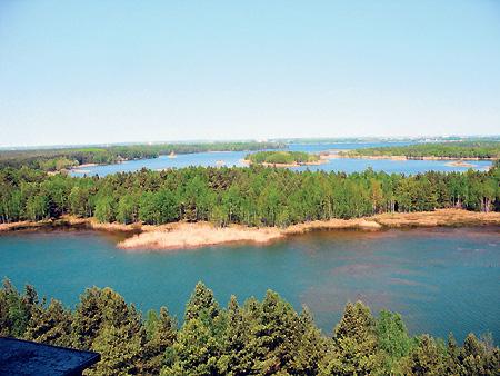 Insel-Naturschutzgebiet wird kleiner