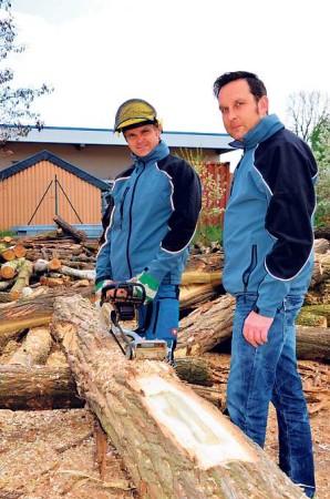 Holzschmiede: Nichts von der Stange