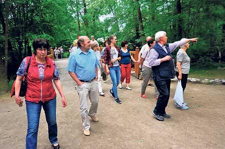 Salonfahrt in den Cottbuser Tierpark
