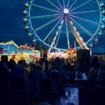 Das Programm zum Frühlingsfest in Guben vom 3. bis 5.6.