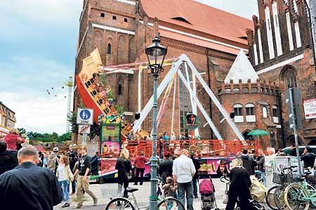Cottbuser Stadtfest vom 17. bis 19.6.