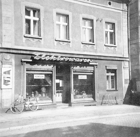 Spremberg: Den ersten Trockenrasierer gekauft