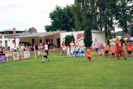 Sportliches Wochenende für die ganze Familie vom 8.7 bis 10.7 in Döbbrick