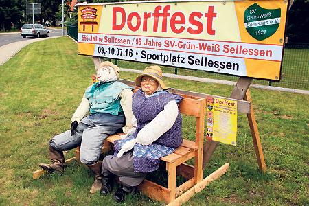 Sellessener feiern ihr Doppeljubiläum am 10.7.