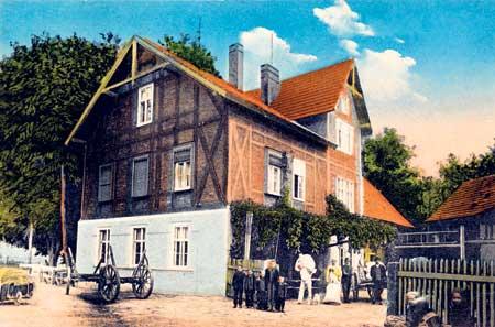 Lausitz: Mit dem Hühnerschreck zur Mühle