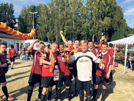 Drachhausen feiert Sportfest vom 29.7-31.7.2016
