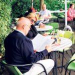 Cottbus: Sommergenuss im Stadtzentrum