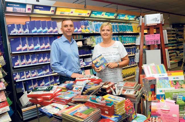 Cottbus: Alles für die Schule an einem Ort finden