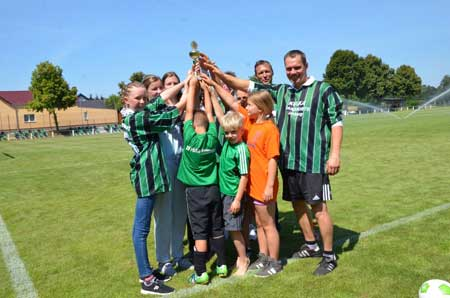 Kunersdorfer SV feiert Sport- und Jubiläumsfest ab kommenden Freitag, 05.08.2016