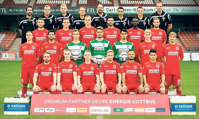 Werner Fahle wird neues Mitglied im FC Energie Cottbus-Verwaltungsrat