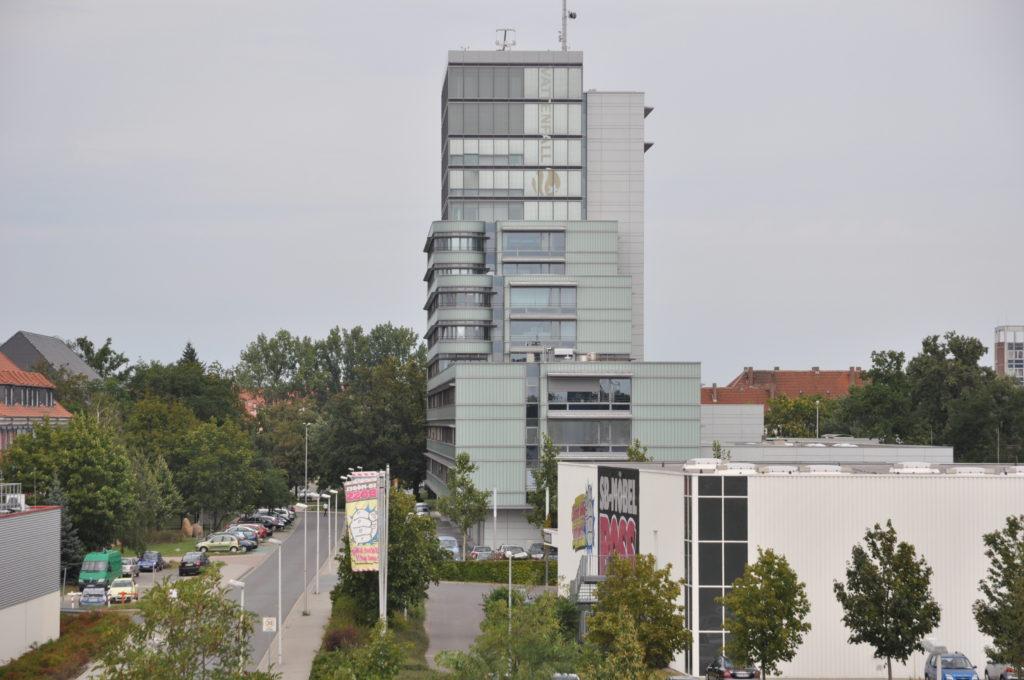 Vattenfall Hauptverwaltung in Cottbus | Foto: Archiv CGA-Verlag
